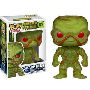 Heroes Swamp Thing Vinyl Figure Previews Exclusive